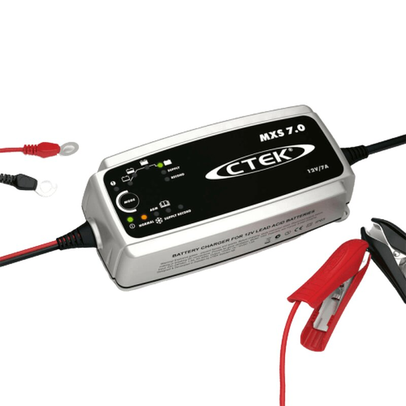 CTEK MXS 7.0 7A12V Batterieladegerät