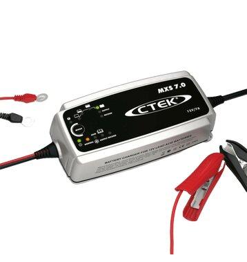 CTEK PRO25S Ladegerät 25A für Blei und Lithium Batterien