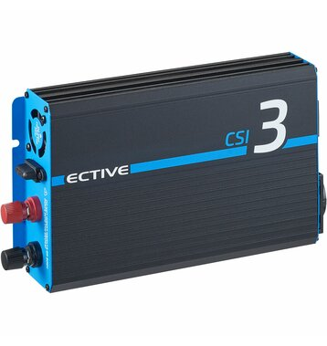 ECTIVE CSI34 Sinus Charger-Inverter 300W/24V...