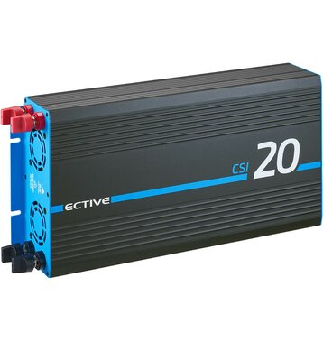 ECTIVE CSI202 Sinus Charger-Inverter 2000W/12V...