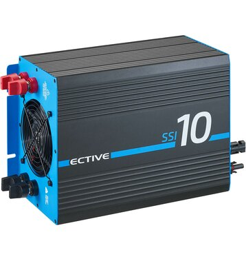 ECTIVE SSI102 4in1 Sinus-Inverter 1000W/12V...
