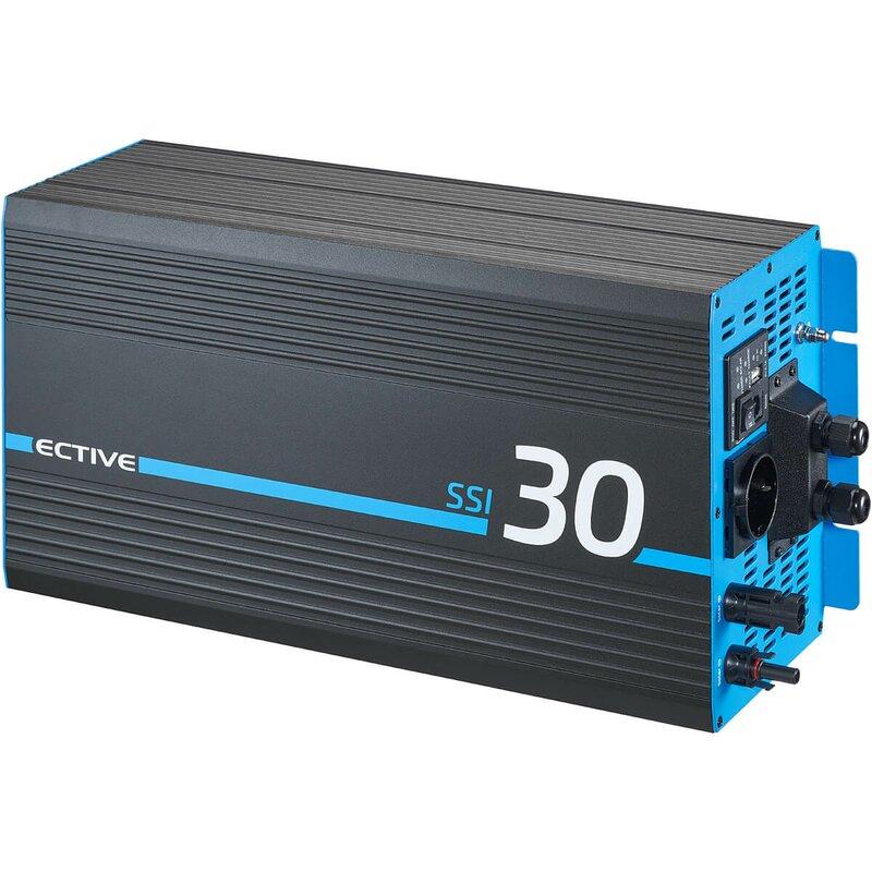 ective ssi302 4in1 sinus inverter 3000w 12v sinus. Black Bedroom Furniture Sets. Home Design Ideas
