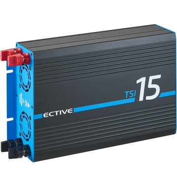 ECTIVE TSI152 Sinus-Inverter 1500W/12V...