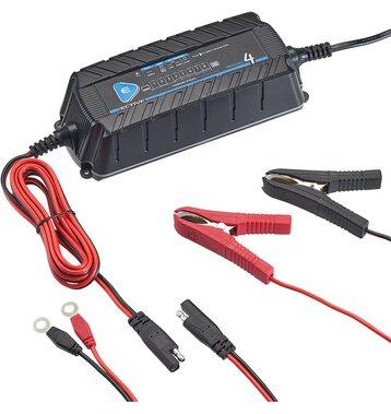 agm batterie laden mit normalem ladegerät