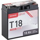 Accurat Traction T18 LFP 12V LiFePO4 Lithium...
