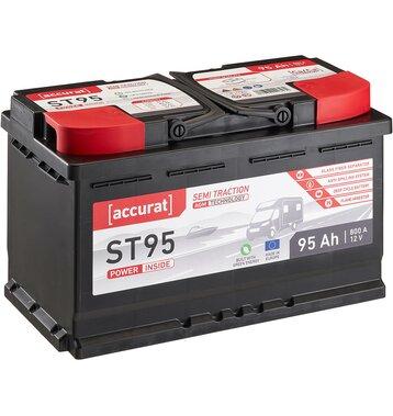 Versorgungsbatterien für Wohnmobile, Boote & Solaranlagen kaufen