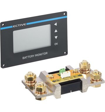 ECTIVE BM 500 Batteriemonitor